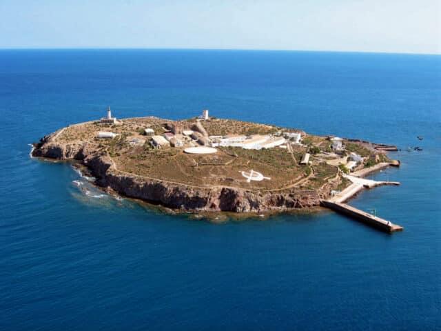 Isla de Isabel II - Islas Chafarinas