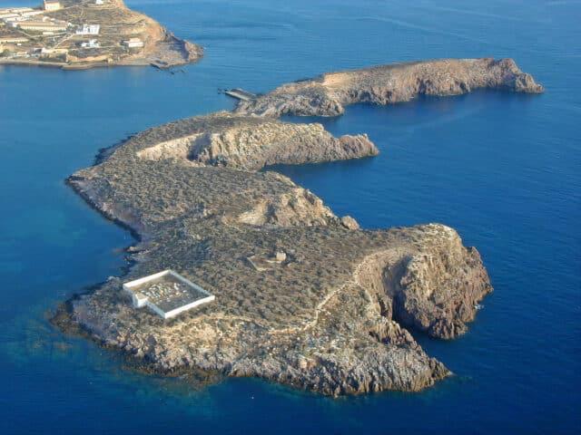 Isla del Rey - Islas Chafarinas