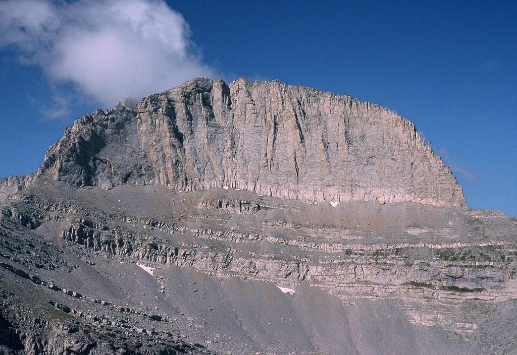 Monte Olimpo de Grecia