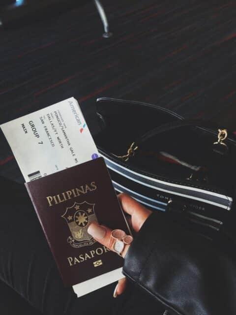 documentos clave para viajar