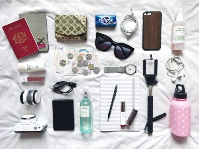 Cosas para llevar como equipaje de mano