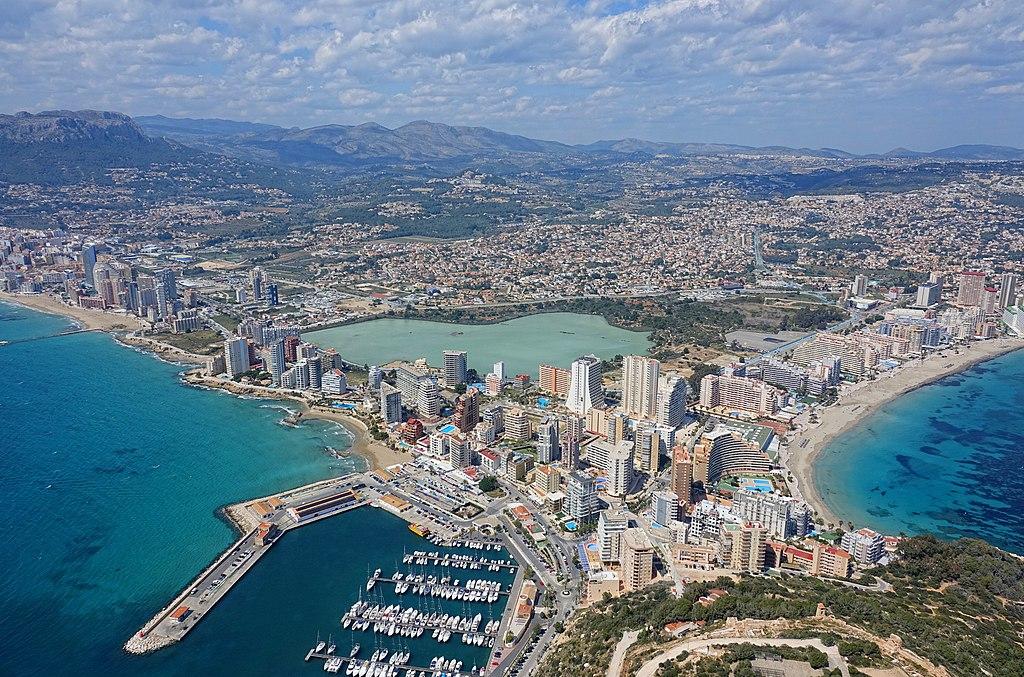 Calpe Marina Alta 2019