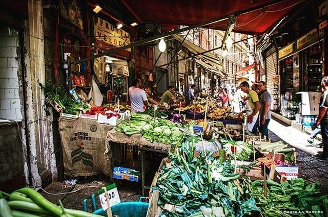 Mercato rionale, Palermo